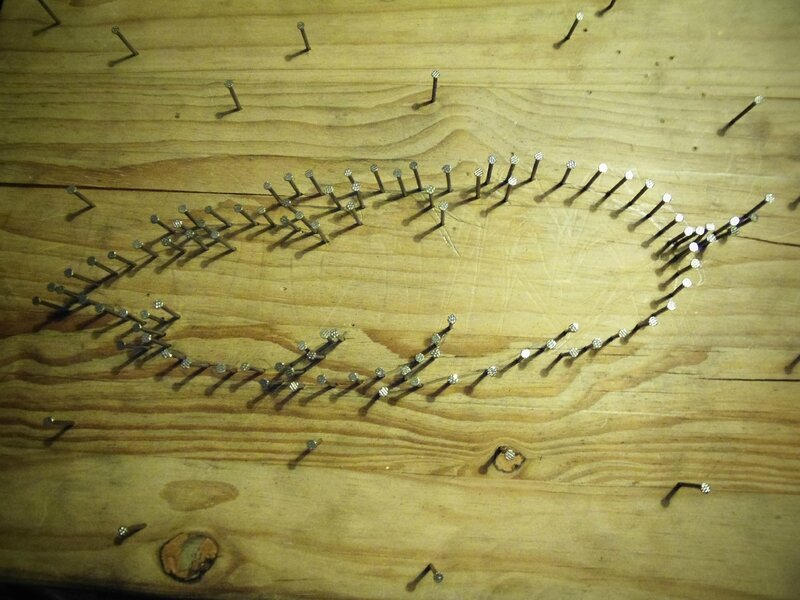 tuto string art