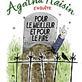 Agatha raisin enquête t.5 pour le meilleur et pour le pire, m.c. beaton