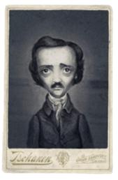 Poe par Lacombe