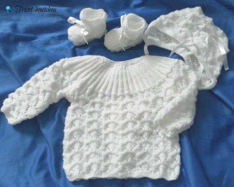 Comment Tricoter De La Layette Pour Bebe