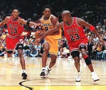 nba basketbol kobe bryant los angeles lakers michael jordan chicago bulls scottie pippen 1024x86 Spor Basketbol HD Sanat, NBA, basketbol, HD masaüstü duvar kağıdı