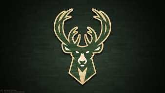 Basketbol, Milwaukee Bucks, Logo, NBA, HD masaüstü duvar kağıdı