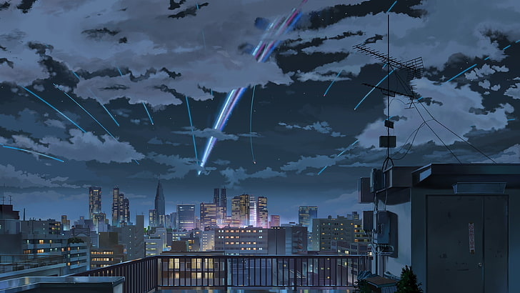 Your Name Hd Wallpapers Free Download Wallpaperbetter