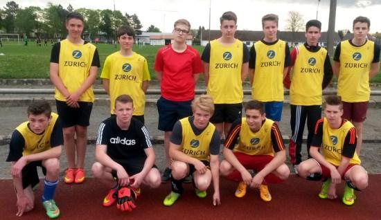 Jugend trainiert für Olympia - Fußball 2
