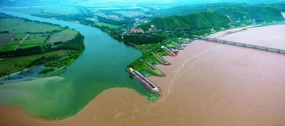 原创             黄河是什么时候变黄的?其实两千年前不叫黄河