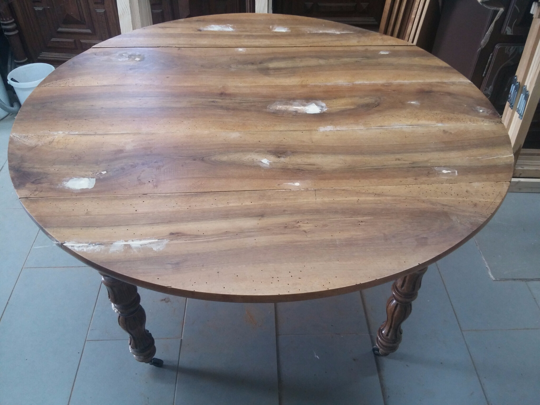 table a rabats version console
