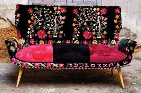 Hippie Furniture By Hoda Baroudi And Maria Hibr Of Bokja