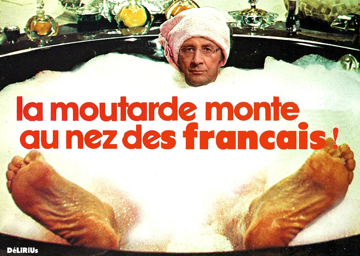 La Moutarde Dijon Hollande DéLiRiUs