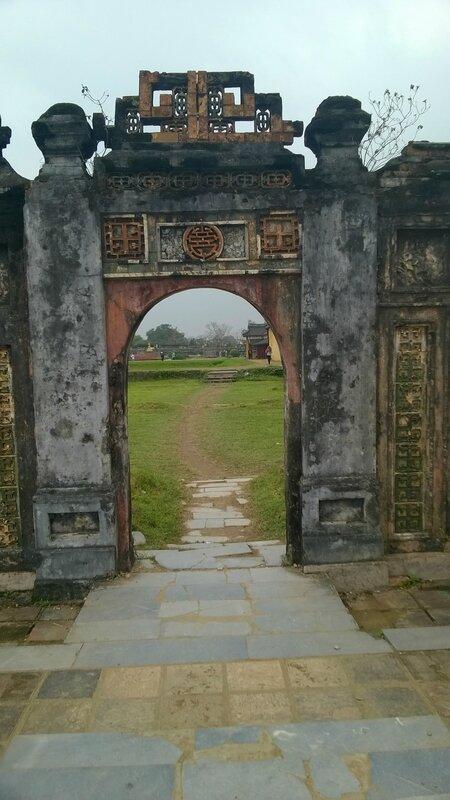 La cité impériale, Hué