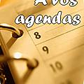 A vos agendas #mars 2013 : ma sélection de manifestations littéraires en france