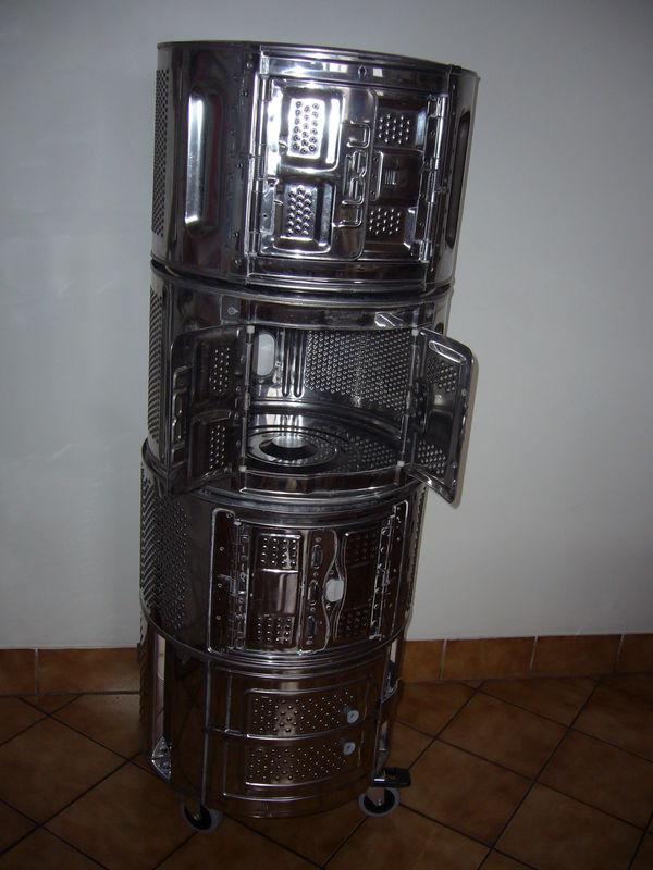 Colonne De Tambour De Machine A Laver Adornella