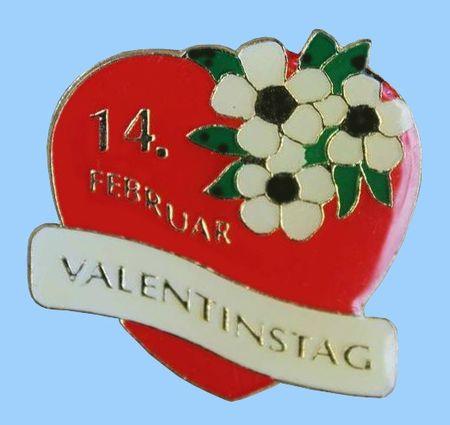 Pin's Saint Valentin 3