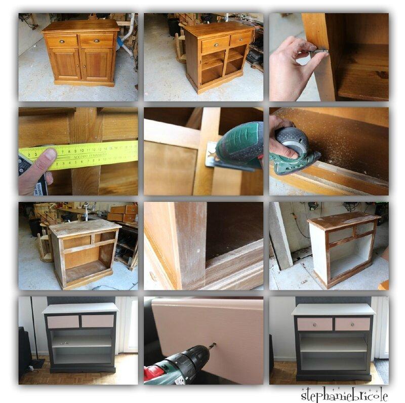 diy relooking meuble