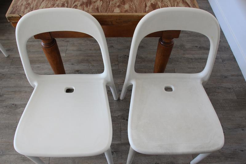 Astuce Comment Nettoyer Des Chaises En Polypropylène Urban