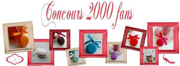 Concours 2000 Fans