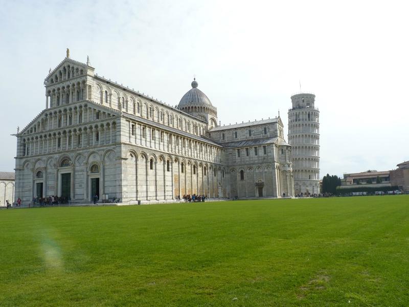 Le Campo dei Miracoli, sa cathédrale et sa célèbre Tour