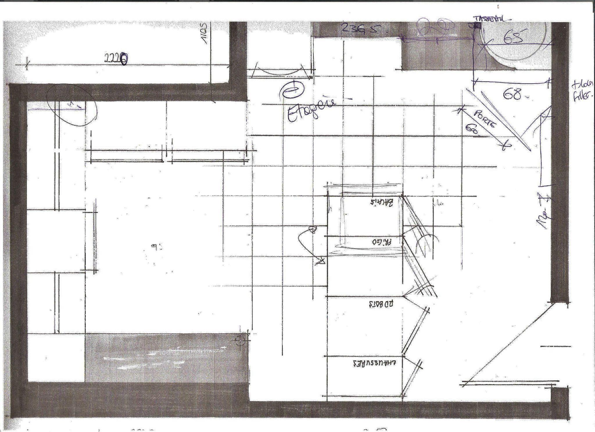 conception plan general photo de