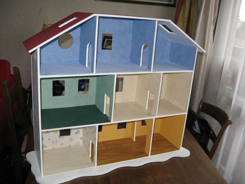 les photos de la maison playmobil le