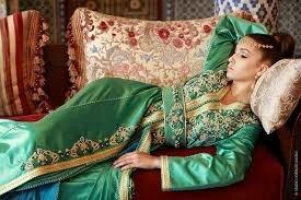 Takchita marocaine sur mesure