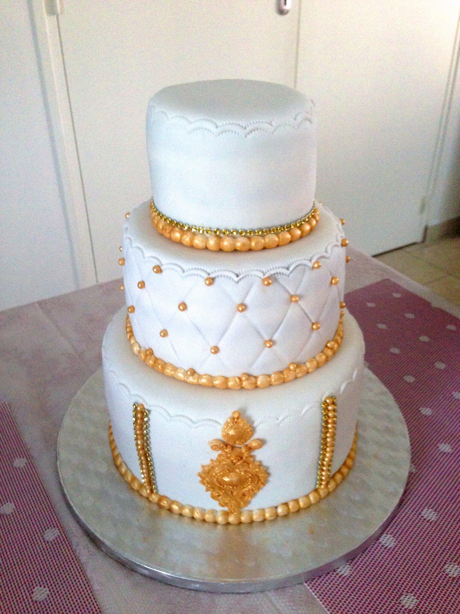 Wedding Cake Cake Concept Salon De Th Bagels
