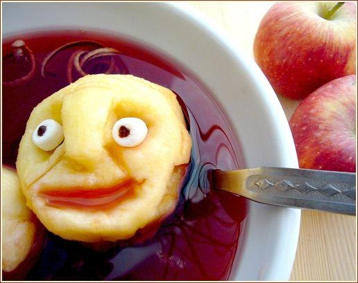 tetes de pomme au sang de sorciere la