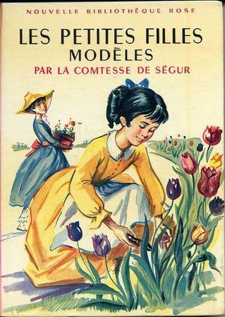 petites filles modèles