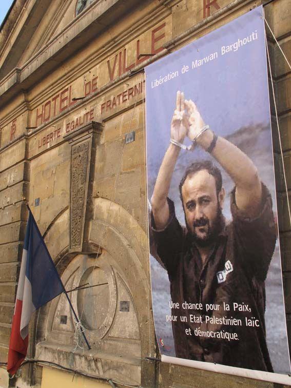 Image result for Marwan Barghouti est un citoyen honoraire
