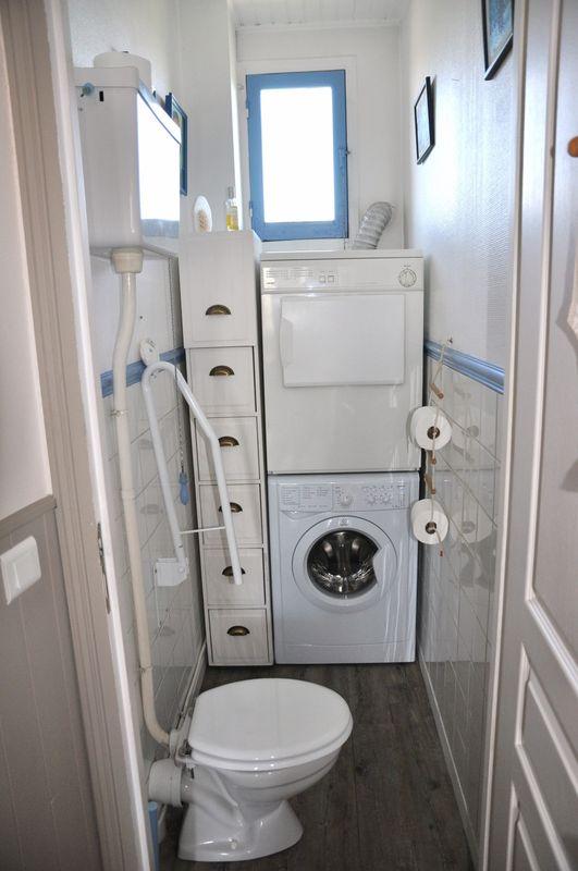 Les WC Appartement F4 Vendre Sevran 93