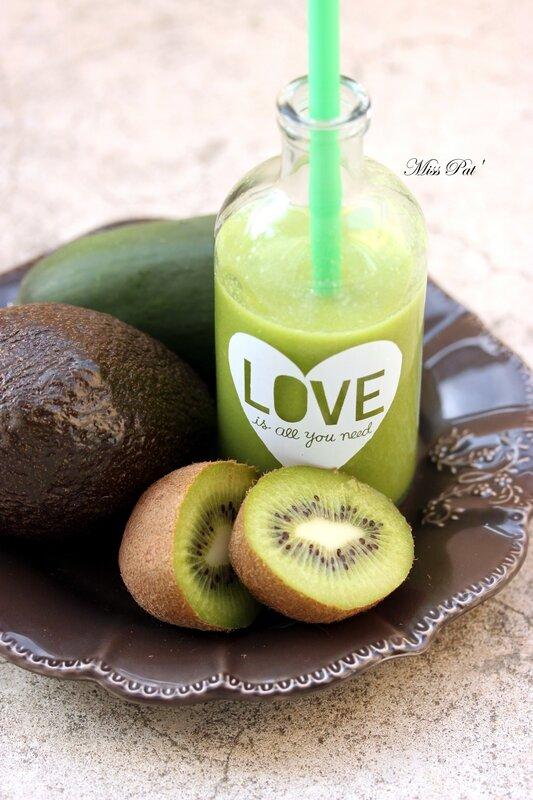 Jus green & love miss pat
