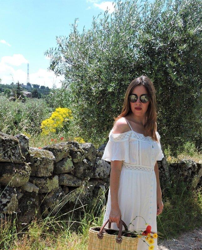 120374668 - The boho dress - La robe bohême