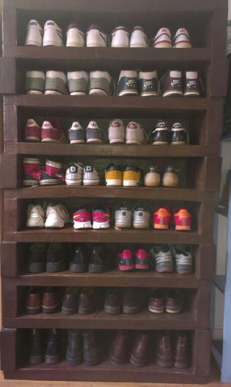 chaussures tonk art mobilier en carton