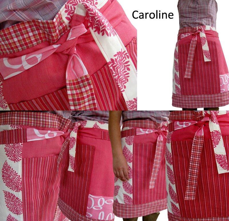 Tablier Caroline