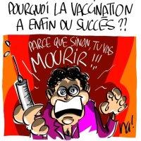 Une étude italienne montre la présence de nano et micro particules dans des vaccins