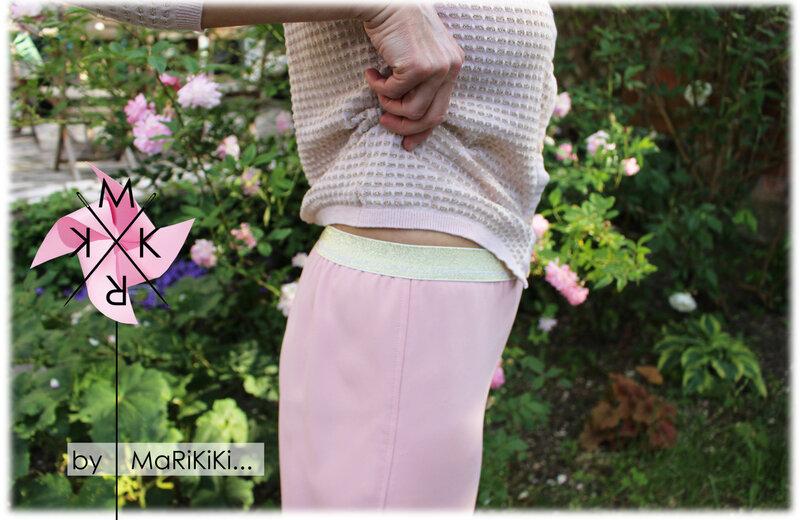 Pantalon viscose 03