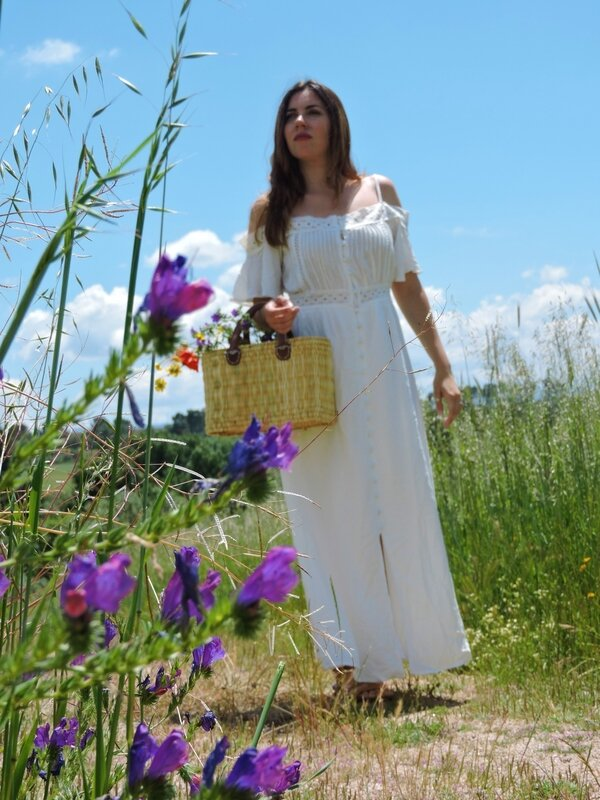 120374700 - The boho dress - La robe bohême