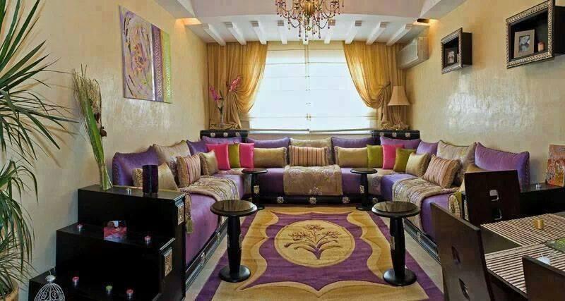 2019 de salon marocain moderne