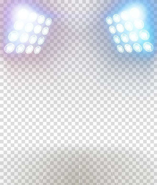 Light Creative Lighting Effects Two White Spotlights Transparent Background Png Clipart Hiclipart