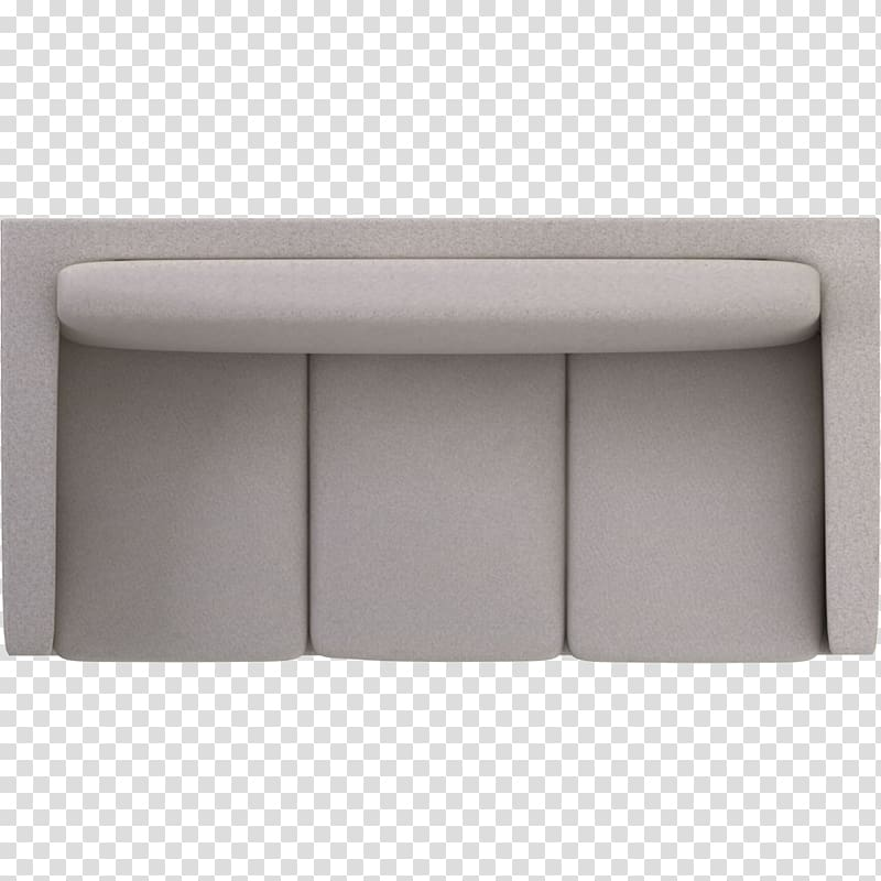 gray fabric 3 seat sofa illustration