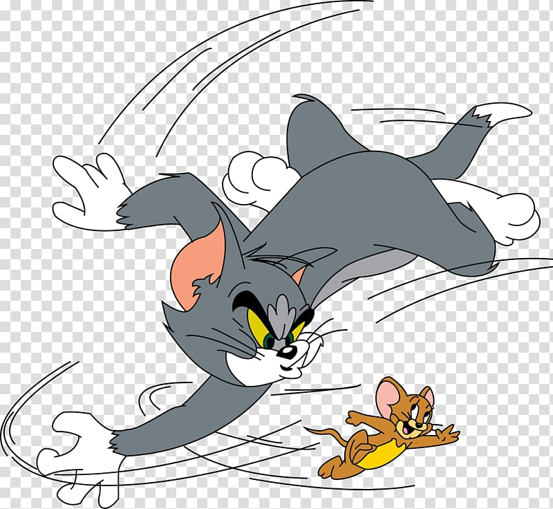 Tom Jerry Tom Cat Tom And Jerry Cartoon Drawing Tom Jerry Transparent Background Png Clipart Hiclipart