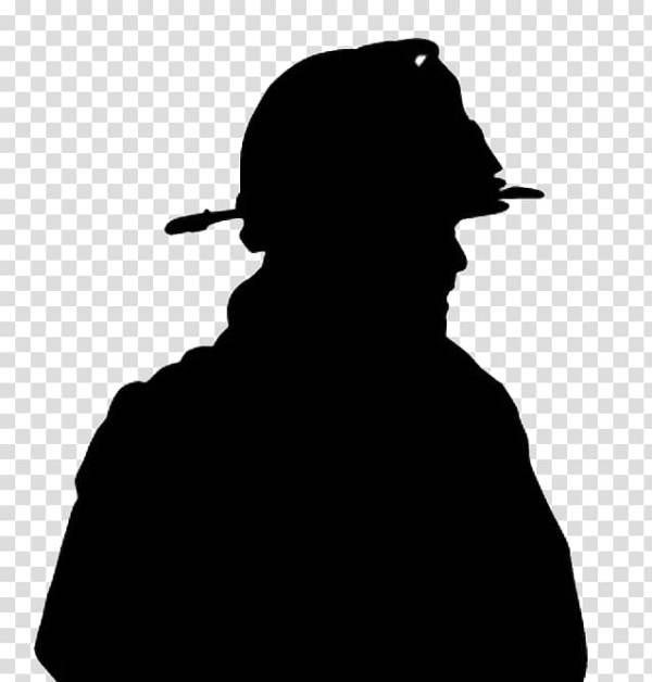 fireman silhouette clip art # 10