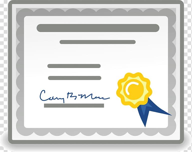 Public Key Certificate Birth Certificate Certification