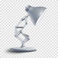 Disney Pixar lamp illustration, Pixar Computer Animation ...