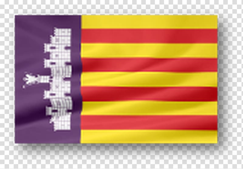 flag of the canary islands transparent