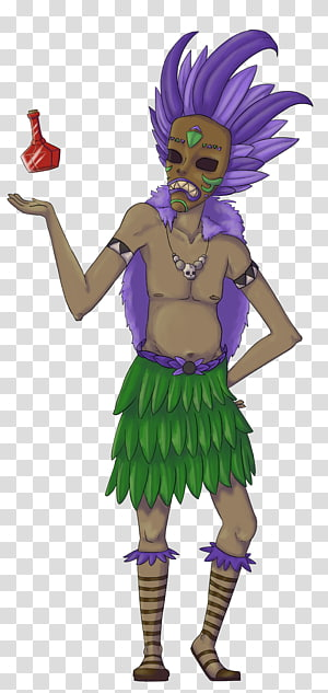 Witch Doctor Transparent Background Png Cliparts Free Download