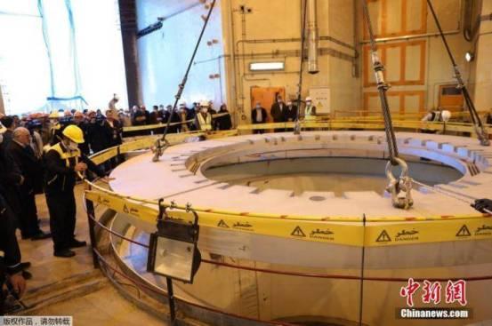 伊朗总统说核电技术正在稳步发展,伊朗的新离心机将注入铀气