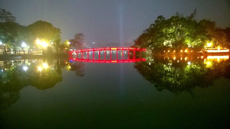Pont du Temple de la Montagne de Jade