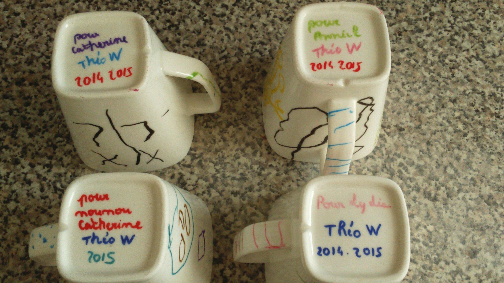 feutres a porcelaine edding
