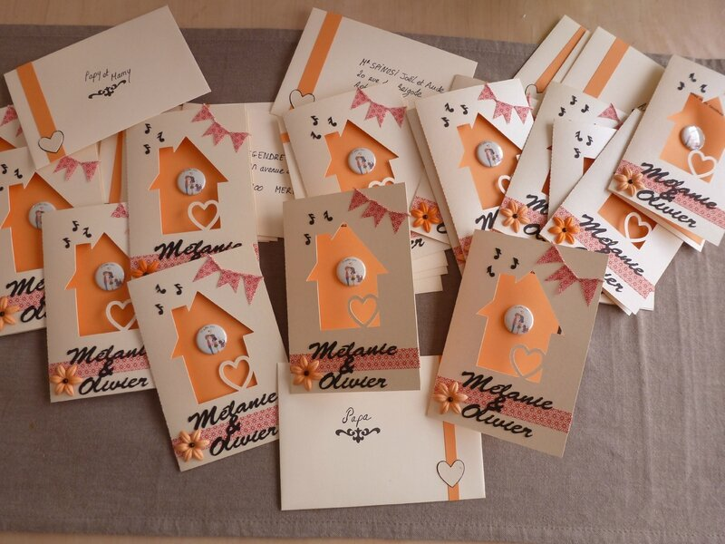 Nos Invitations De Pacs Crmaillre MeLfAB59 Crations