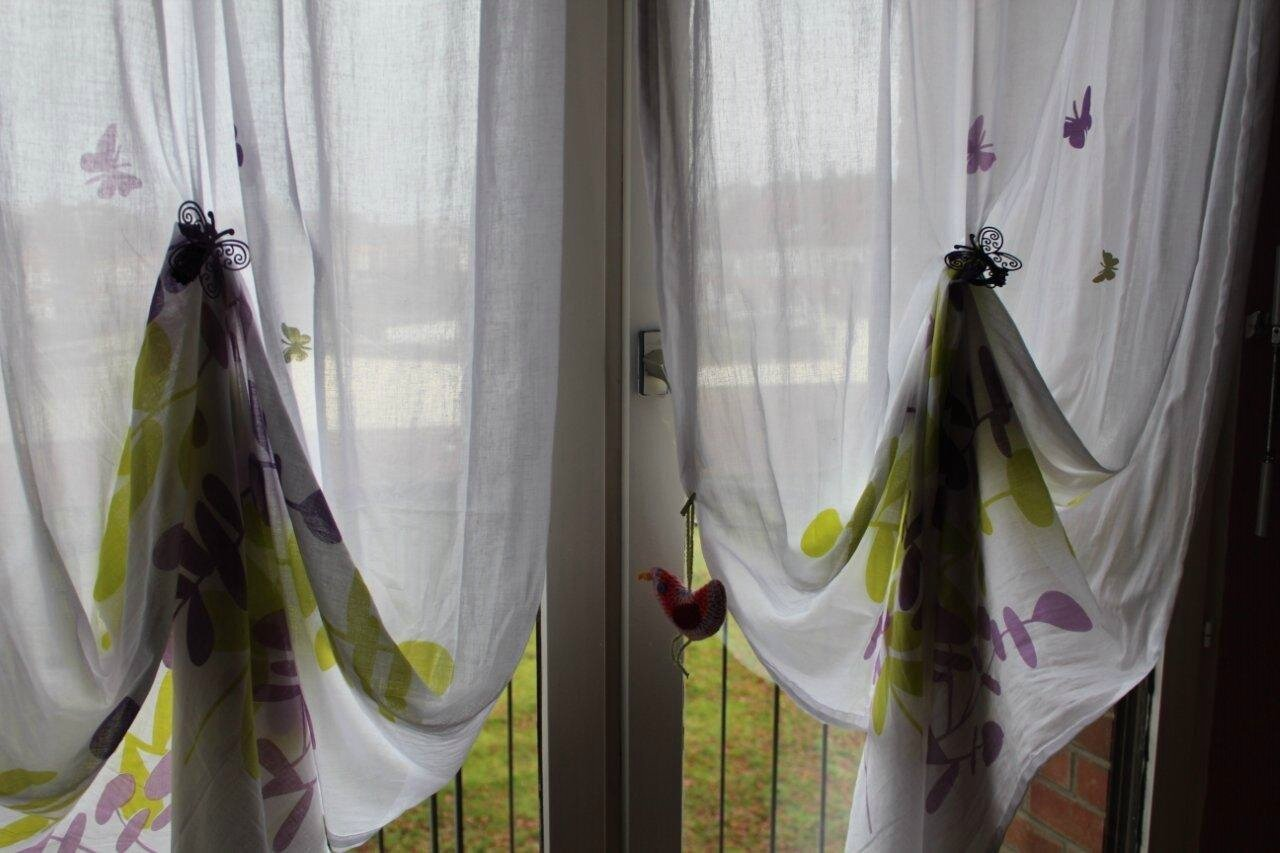 Rideau Trop Long Idees D Images A La Maison