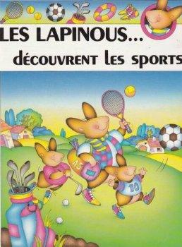 """Résultat de recherche d'images pour """"les lapinous découvrent les sports"""""""